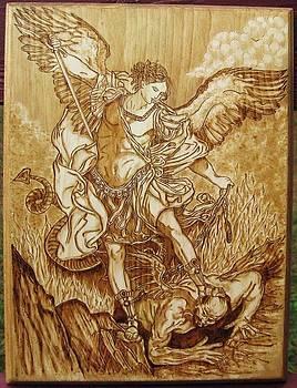 St Michael the Archangel by Bob Renaud