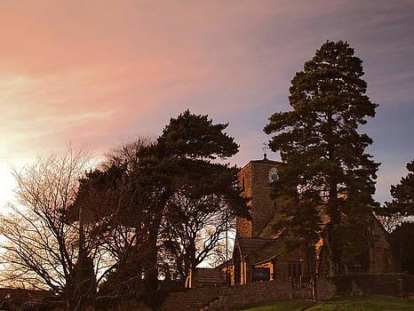 St Oswalds Leathley by Steve Watson