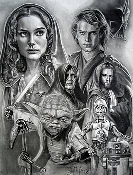 Star Wars by Unnamed Soul