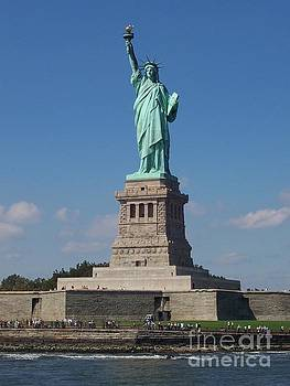 Statue of Liberty by Paul Jessop