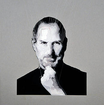 Steve Jobs expanded by Michael  Murphy