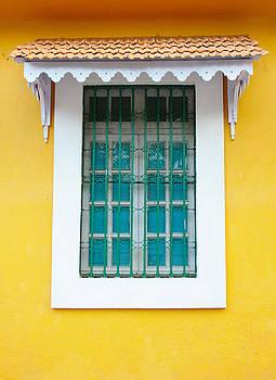 Streets of Panjim by Sydney Alvares