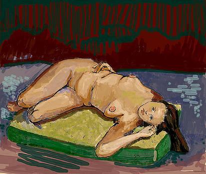Studio Girl by Karen Kratzer