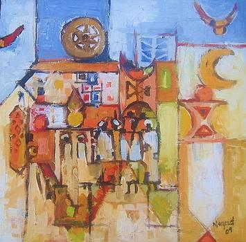 Sudan by Negoud Dahab