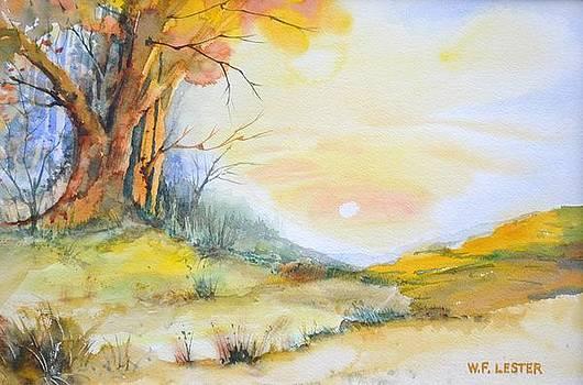 Sun Up Sun Down by Bill Lester