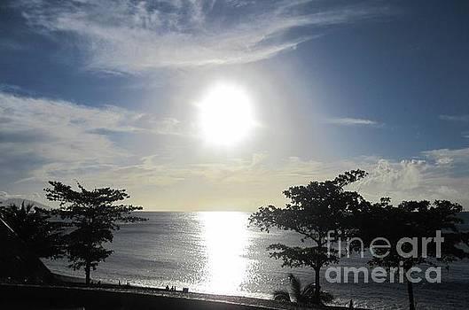 Sunset in Hawaii by Paul Jessop