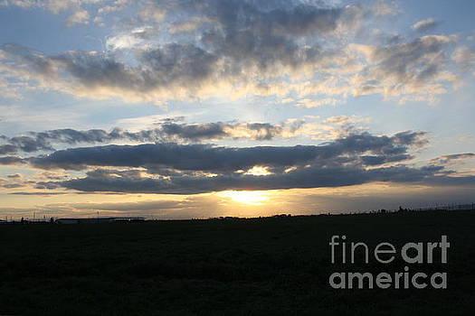 Sunset IV by Lea Cypert