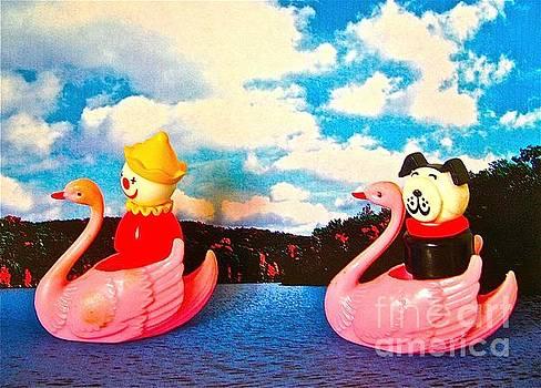 Swan Lake by Ricky Sencion