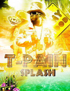 T Pain by Andre Samuels