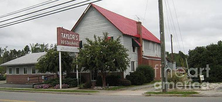 Taylors Restaurant by Bonnie Wright