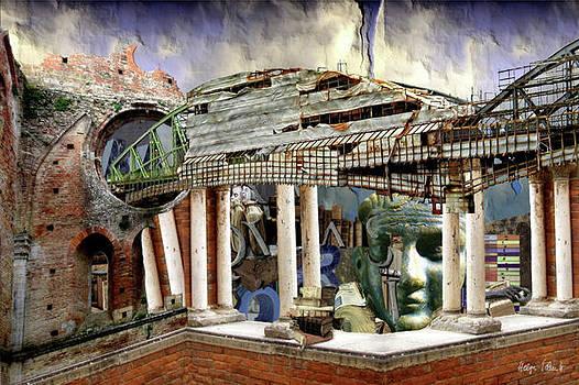 Temple of Muses 2000 by Helga Schmitt