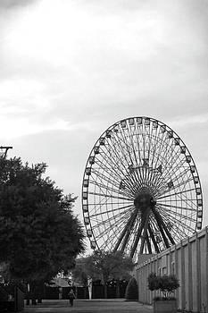 Texas Ferris Wheel by Jennifer Zandstra