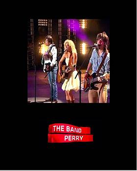 The Band Perry by Nick Kostyszak