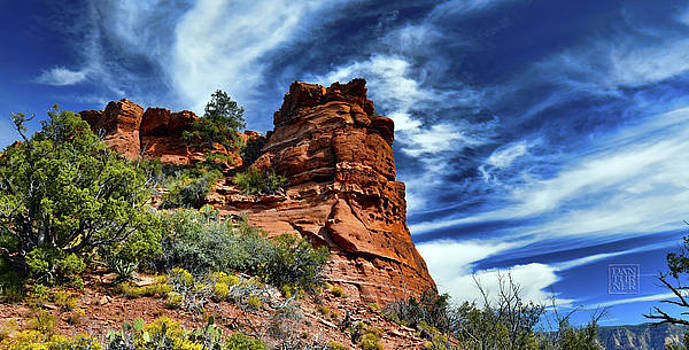 The Beast on Thunder Mountain Trail by Dan Turner