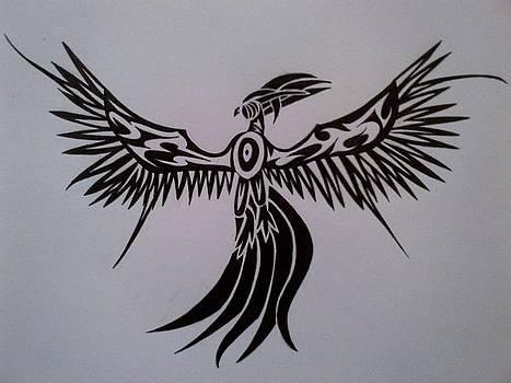 The Bird Of Prey by Raiyan Talkhani