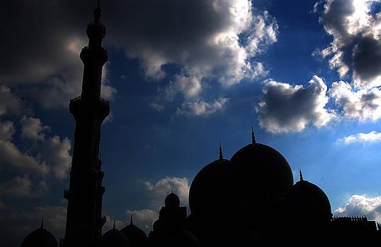 The Black Domes by Farah Faizal