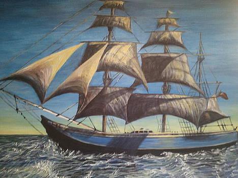 The Bounty by Anna Gitchel