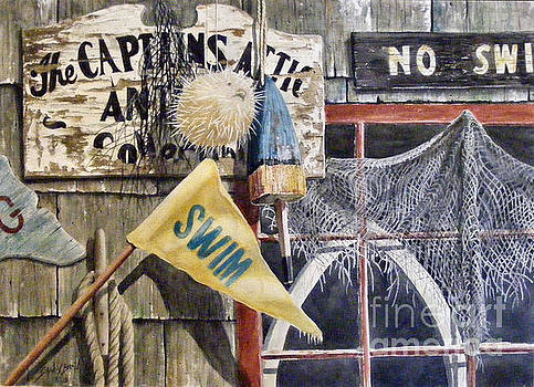 The Captains Attic sold by Sandy Brindle