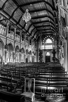 The church by Buchachon Petthanya
