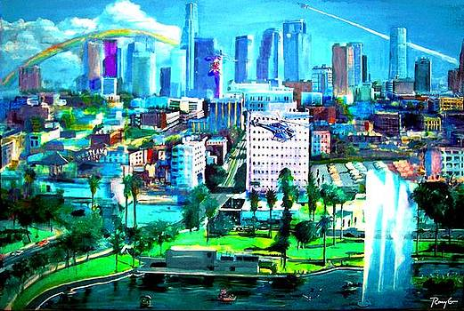 The City of Angels by Romy Galicia