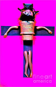 The Crucifixion by Ricky Sencion
