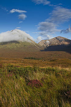 The Cuillins Isle of Skye by Gabor Pozsgai
