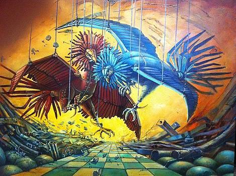 The Final Battle by Makam  art