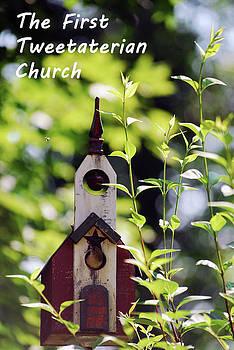 The First Tweetaterian Church by Lori Tambakis