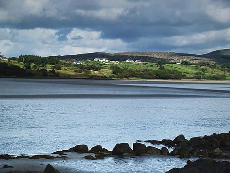 The Gweebarra Estuary by Steve Watson