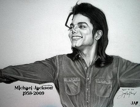 The King Of Pop by Unnamed Soul