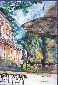 The Rankin House by Helen Lee