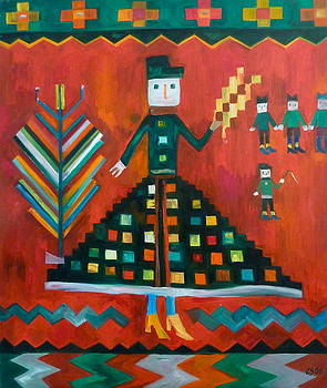 The Red Carpet by Carmen Stanescu Kutzelnig