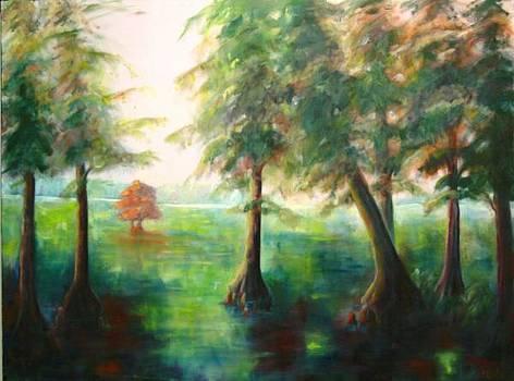 The Red Tree by Mary Gwyn Bowen