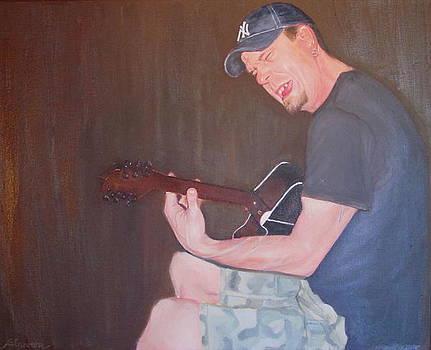 The Singer by Sheila Gunter