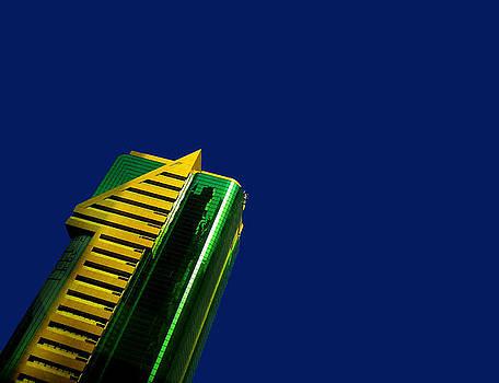 The Yellow Arrow by Farah Faizal