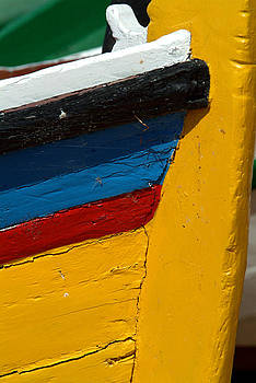 The Yellow Boat by Dias Dos Reis