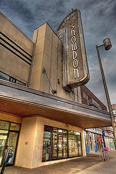 Theatre Snowdon by Elisabeth Van Eyken
