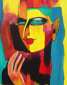 Thinking Diva by Nirendra Sawan