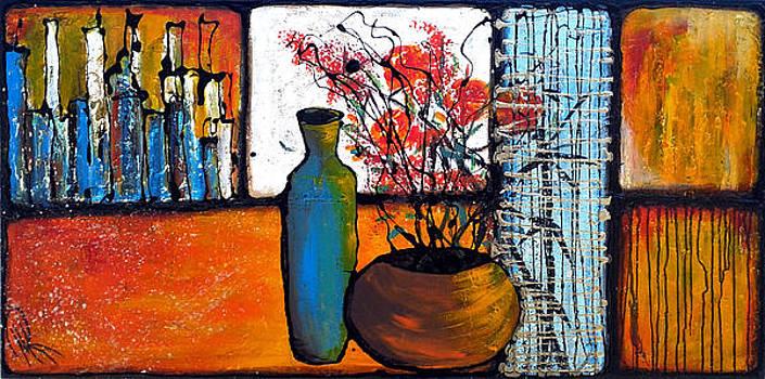 Through My Window by Marina K Rehrmann