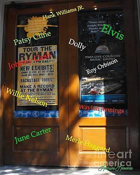 Thru These Doors by Lorraine Louwerse