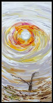 Transparent Sun by Erik Tanghe
