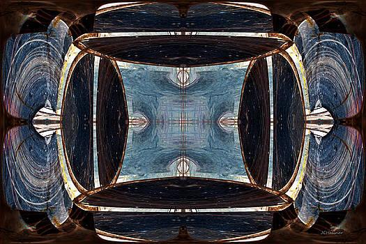 Transporter Room One by Joe Halinar