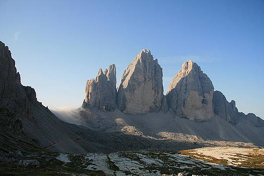 Tre cime di Lavaredo by Francesco Scali