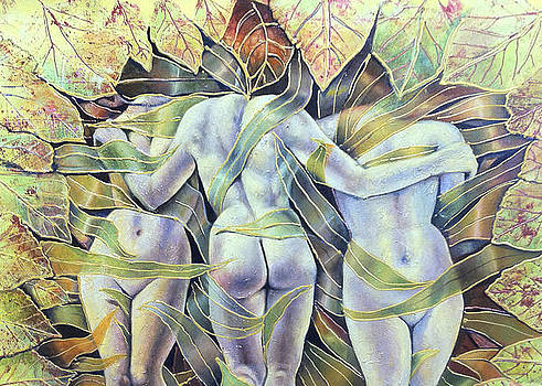 Tres Marias by Makam  art