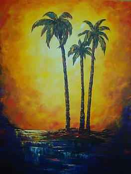 Tropical Heat by Kathleen Tucker
