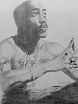 Tupac by Estelle BRETON-MAYA