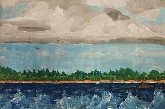 Turbulent by Jeanette Stewart