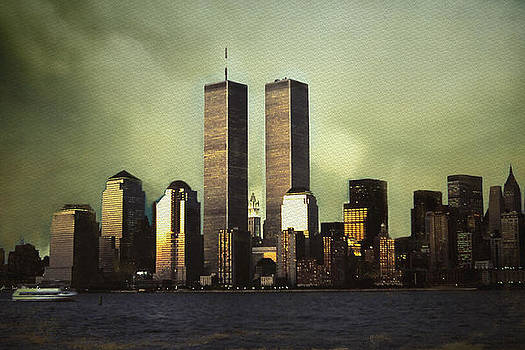 Twin Towers by Fran Kelly