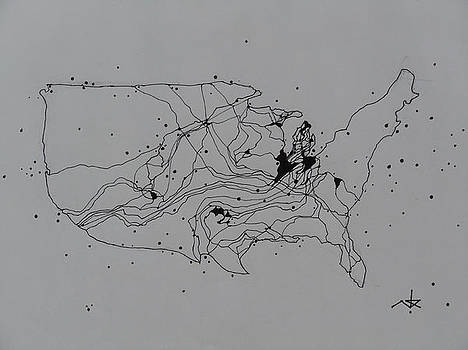 Usa by Art King