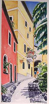 Via G. Matteoti by Regina Ammerman